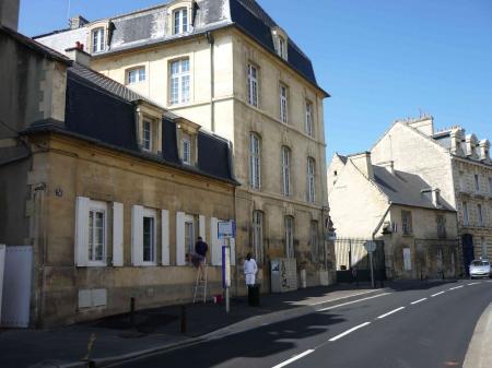 Le Quartier Lorge, propriété des Caennais