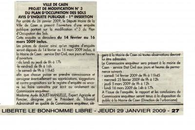 Modif 3 du POS annonce Liberté 29-01-2009.jpg