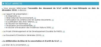 projet de SCoT de Caen-Métropole, enquête publique jusqu'au lundi 20 juin, Philippe DURON, Jean-Marie GIRAULT