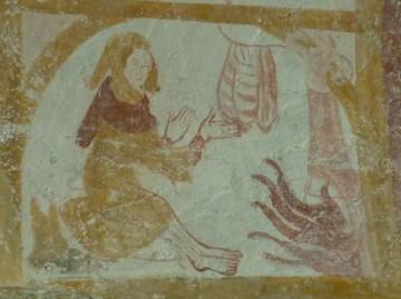 église Saint Martin de Sargé sur Braye, prieuré Saint Gilles de Montoire, St Jacques des Guérets, Lavardin,