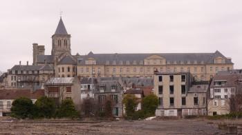 la verrue de l'abbaye.JPG