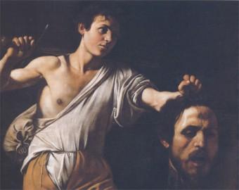 Le Caravage David tenant la tête de Goliath.jpg